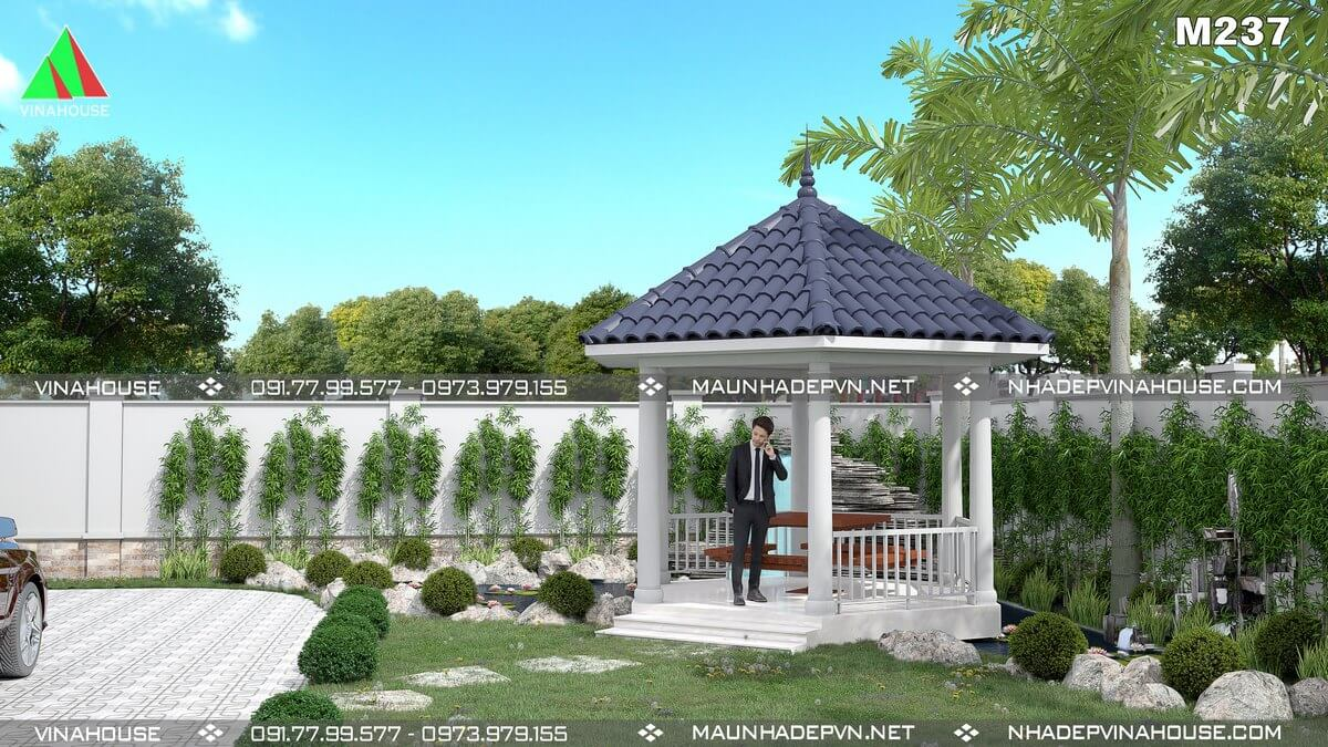 Biệt thự vườn M237