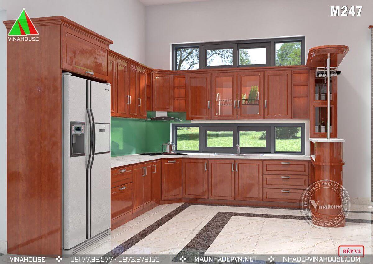 Nội thất phòng bếp M247