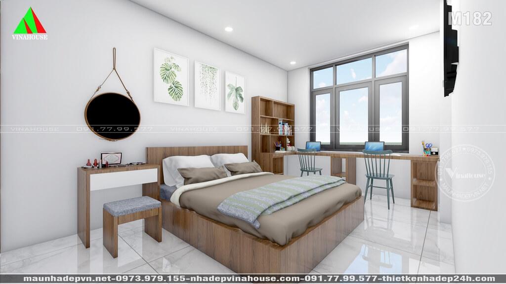 Phòng ngủ vợ chồng đẹp