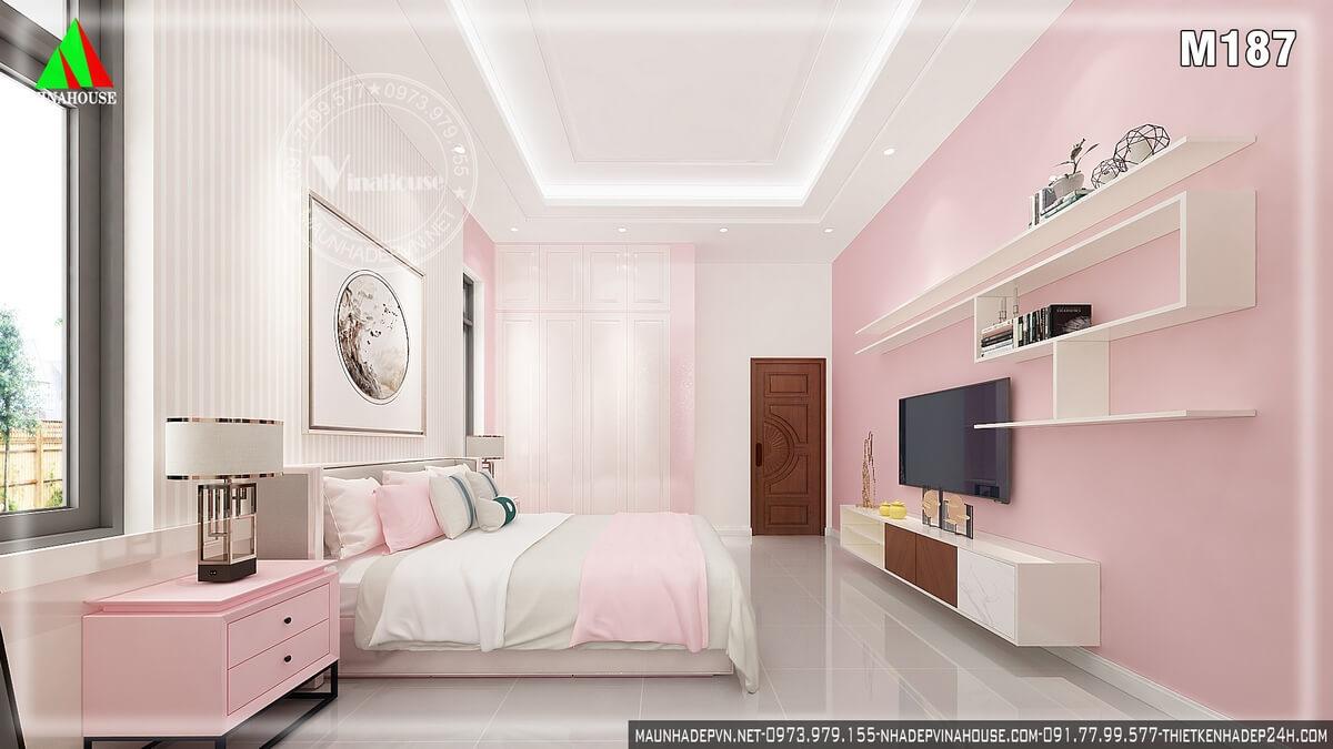 phòng ngủ con gái view 2