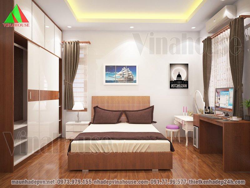 Phòng ngủ số 3 dành cho vợ chồng