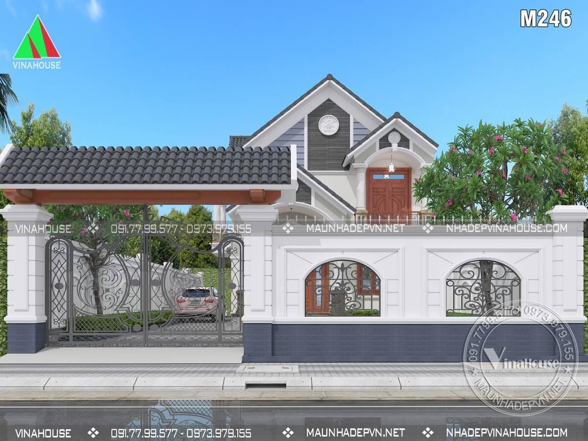Thiết kế nhà gác lửng tại Hà Nội