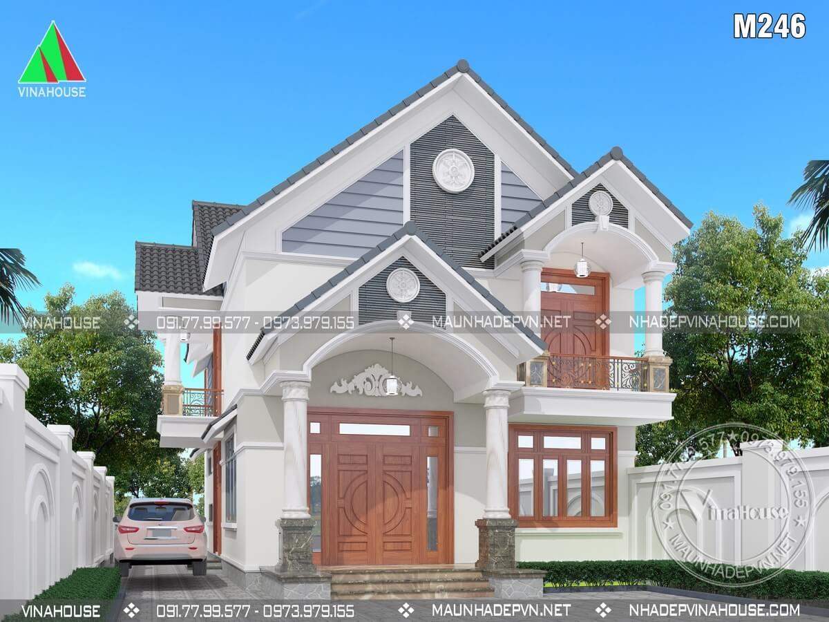 Thiết kế nhà gác lửng ở Hà Nội