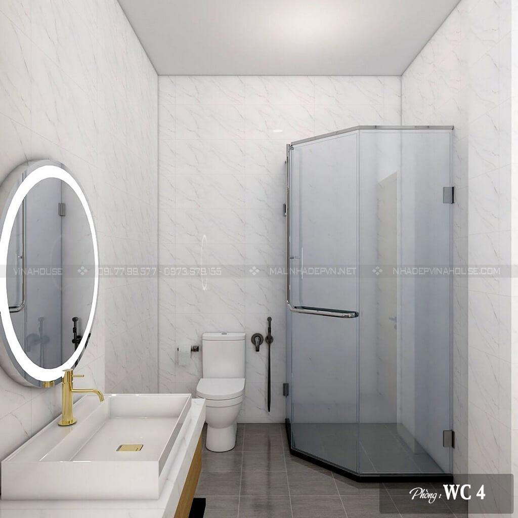 Nhà vệ sinh chung