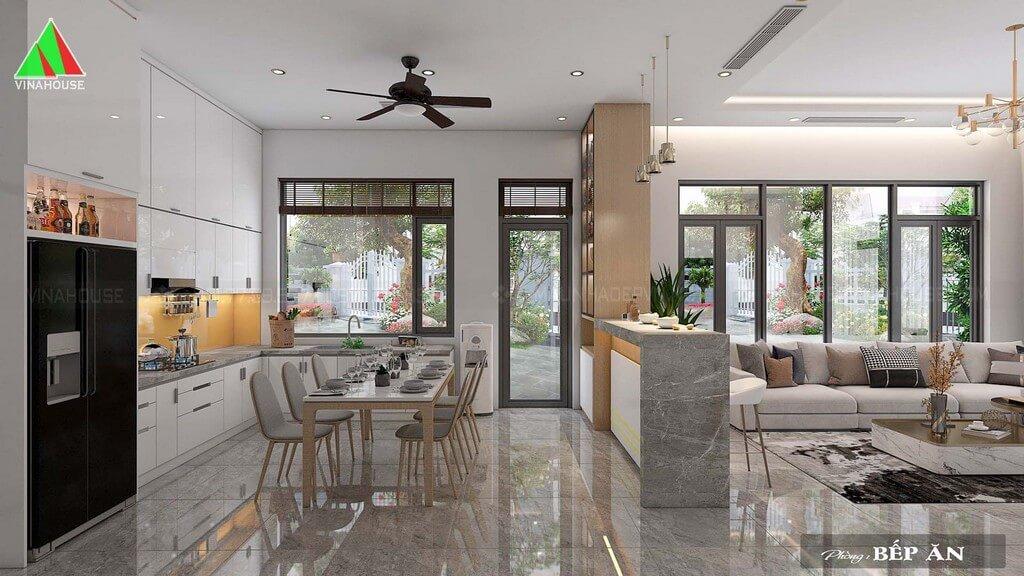 Nội thất phòng bếp ăn M283