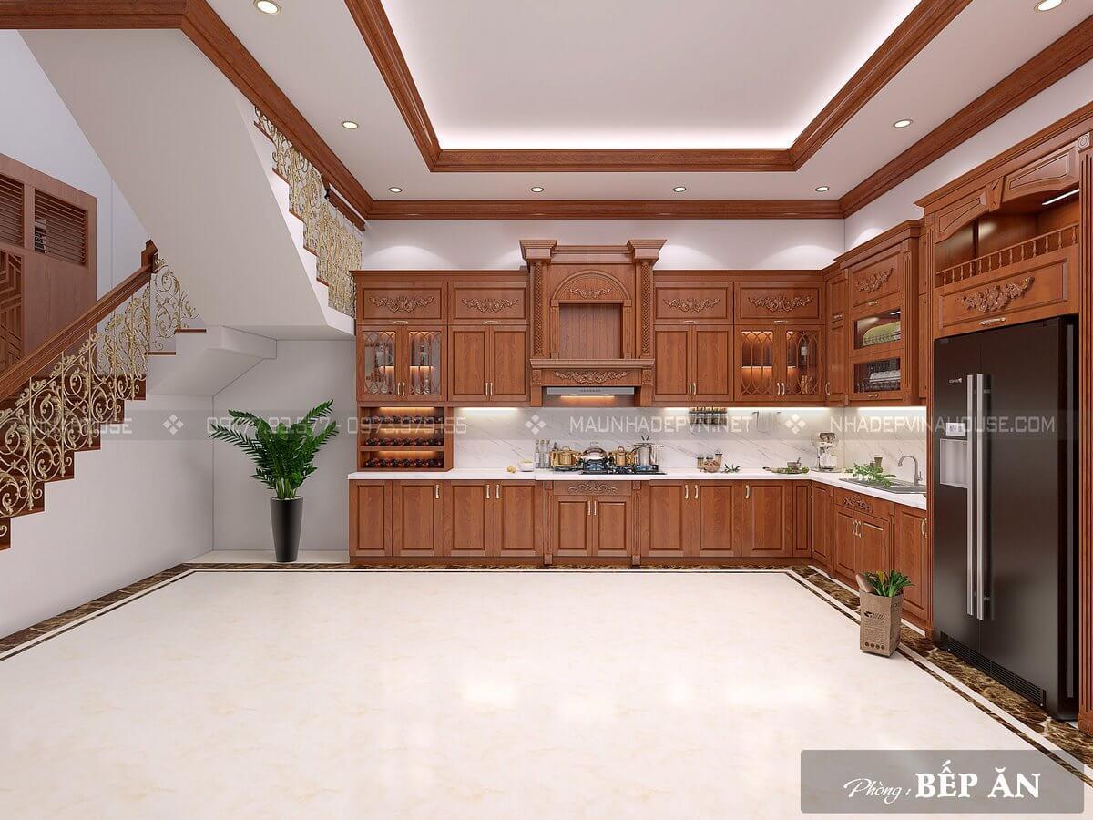 Nội thất phòng bếp ăn M259
